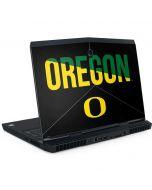 University of Oregon Bold Dell Alienware Skin