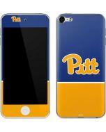 University of Pittsburgh Split Apple iPod Skin