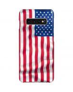 USA Flag Galaxy S10 Plus Lite Case