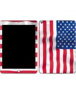 USA Flag Apple iPad Skin
