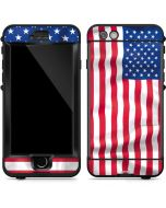 USA Flag LifeProof Nuud iPhone Skin