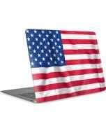 USA Flag Apple MacBook Air Skin