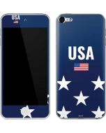 USA Flag Stars Apple iPod Skin