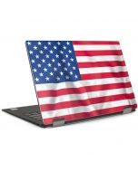 USA Flag Dell XPS Skin