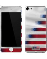 USA Soccer Flag Apple iPod Skin