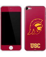 USC Gold Trojan Mascot Apple iPod Skin
