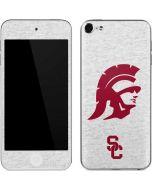 USC Grey Trojan Mascot Apple iPod Skin