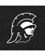 USC White Trojan Mascot iPhone 8 Pro Case