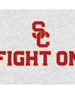USC Fight On Grey Dell XPS Skin