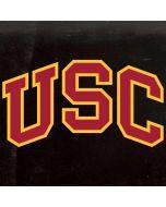 USC Logo Black Distressed Yoga 910 2-in-1 14in Touch-Screen Skin