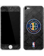 Utah Jazz Black Rust Apple iPod Skin