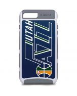 Utah Jazz Large Logo iPhone 8 Plus Cargo Case