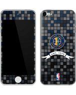 Utah Jazz Pixels Apple iPod Skin