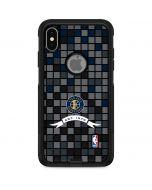 Utah Jazz Pixels Otterbox Commuter iPhone Skin