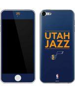 Utah Jazz Standard - Blue Apple iPod Skin