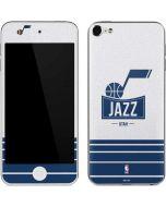 Utah Jazz Static Apple iPod Skin