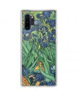 van Gogh - Irises Galaxy Note 10 Plus Clear Case