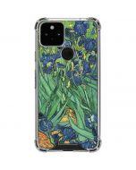 van Gogh - Irises Google Pixel 5 Clear Case