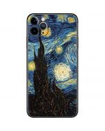 van Gogh - The Starry Night iPhone 11 Pro Max Skin