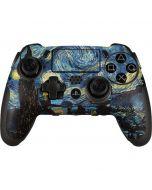 van Gogh - The Starry Night PlayStation Scuf Vantage 2 Controller Skin