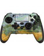 van Gogh - Wheatfield with Cypresses PlayStation Scuf Vantage 2 Controller Skin