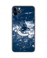 Vancouver Canucks Frozen iPhone 11 Pro Max Skin
