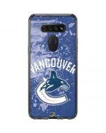 Vancouver Canucks Frozen LG K51/Q51 Clear Case
