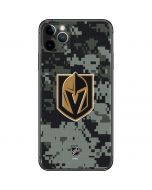 Vegas Golden Knights Camo iPhone 11 Pro Max Skin