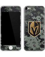 Vegas Golden Knights Camo Apple iPod Skin