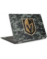 Vegas Golden Knights Camo Dell XPS Skin
