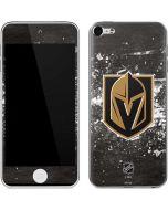 Vegas Golden Knights Frozen Apple iPod Skin
