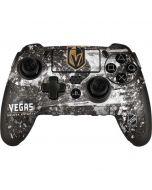 Vegas Golden Knights Frozen PlayStation Scuf Vantage 2 Controller Skin