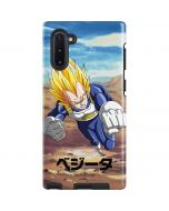 Vegeta Power Punch Galaxy Note 10 Pro Case
