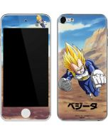 Vegeta Power Punch Apple iPod Skin