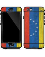 Venezuela Flag Distressed LifeProof Nuud iPhone Skin