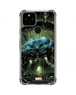 Venom In Sewer Google Pixel 5 Clear Case