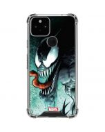 Venom Is Hungry Google Pixel 5 Clear Case