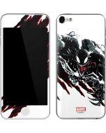 Venom Slashes Apple iPod Skin