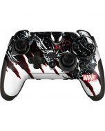 Venom Slashes PlayStation Scuf Vantage 2 Controller Skin