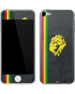 Vertical Banner - Lion of Judah Apple iPod Skin