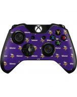 Minnesota Vikings Blitz Series Xbox One Controller Skin