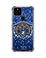 Villanova Wildcats Digi Google Pixel 5 Clear Case