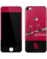 Vintage Cardinals Apple iPod Skin
