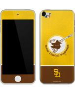 Vintage Padres Apple iPod Skin