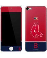 Vintage Red Sox Apple iPod Skin