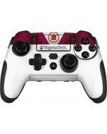 Virginia Tech Emblem PlayStation Scuf Vantage 2 Controller Skin