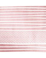 Pink and White Stripes Apple iPad Air Skin