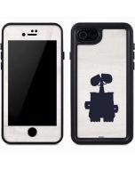 WALL-E Silhouette iPhone 7 Waterproof Case