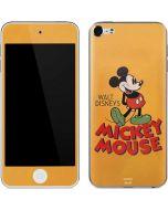 Walt Disney Mickey Mouse Apple iPod Skin