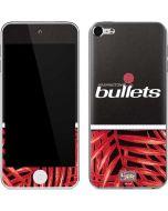 Washington Bullets Retro Palms Apple iPod Skin